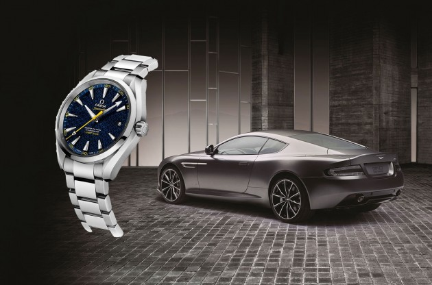Aston Martin DB9 GT Bond Edition-watch