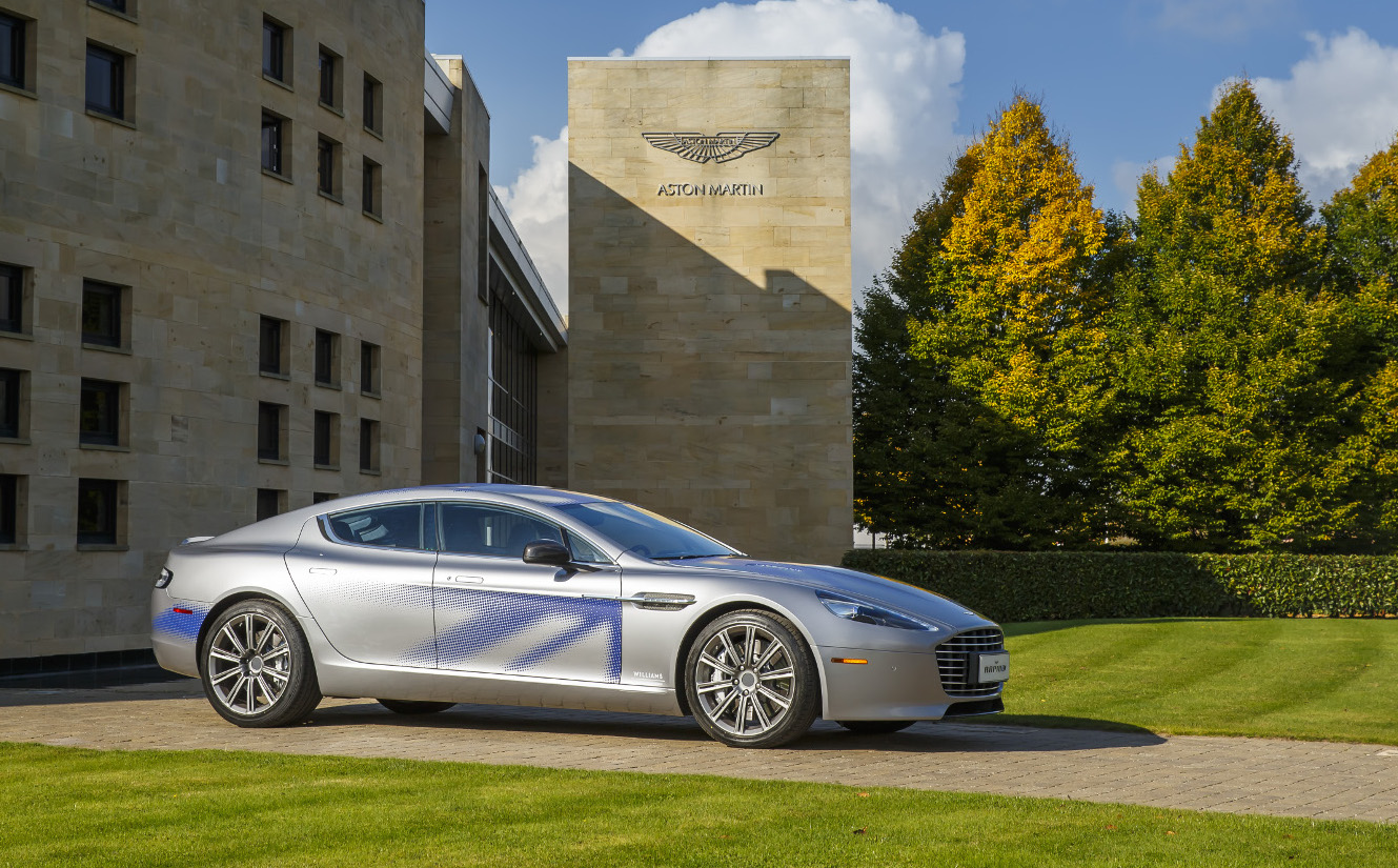 aston martin rapide concept previews future ev performancedrive. Black Bedroom Furniture Sets. Home Design Ideas