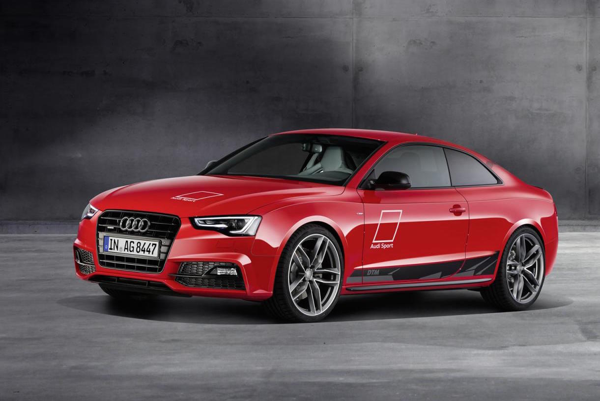 audi a5 dtm selection 3 0 tdi special edition announced performancedrive. Black Bedroom Furniture Sets. Home Design Ideas