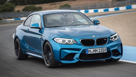 BMW M2 officially revealed; 272kW, 0-100km/h in 4.3sec