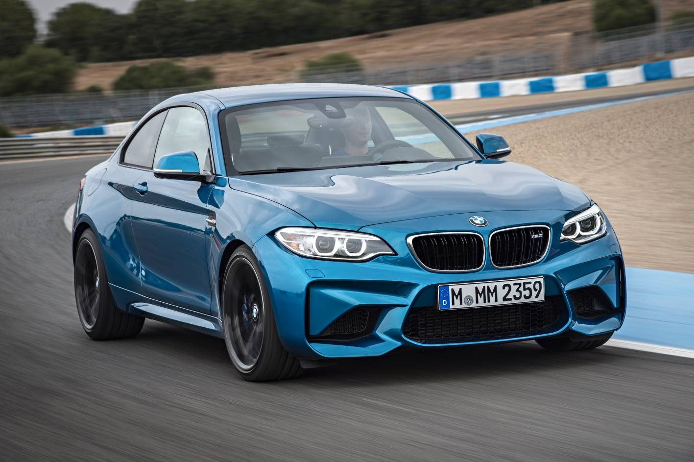 BMW M2 officially revealed; 272kW, 0-100km/h in 4.3sec ...