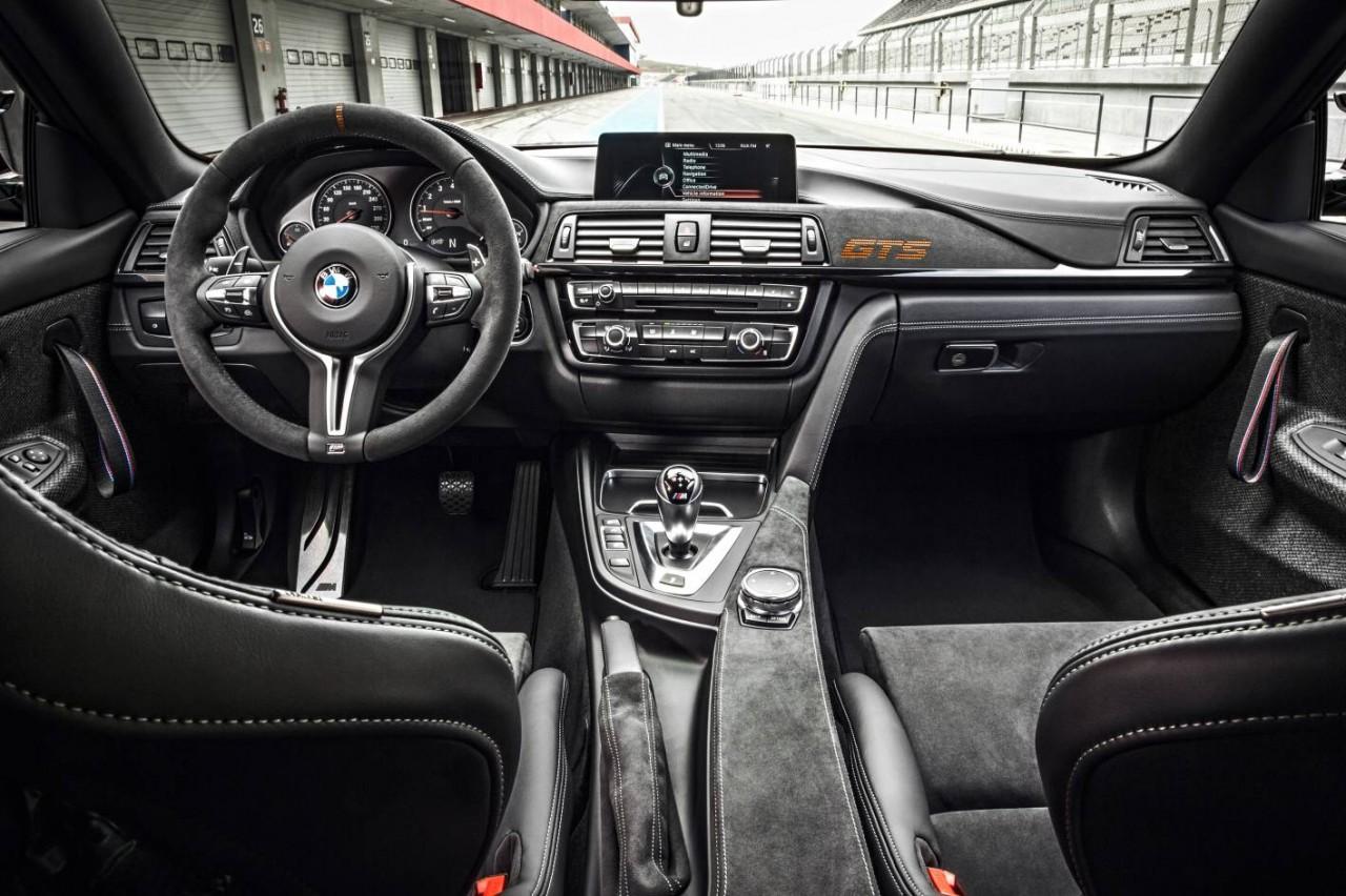 Bmw M4 Gts Production Car Revealed 368kw 700nm