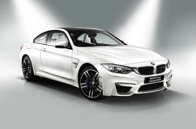 BMW M4 Individual Edition