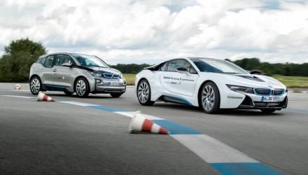 BMW boss confirms new 'i' model above i3 – i5?
