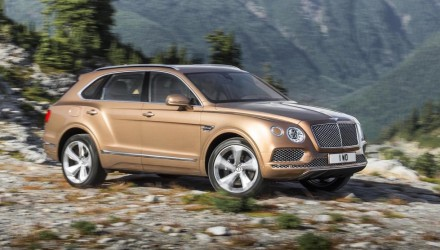 Bentley Bentayga diesel to use e-turbo tech from Audi – report