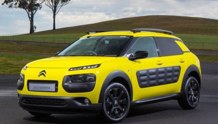 Citroen C4 Cactus on sale in Australia early-2016, from $26,990