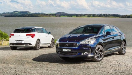 New DS 5 now on sale in Australia from $56,990