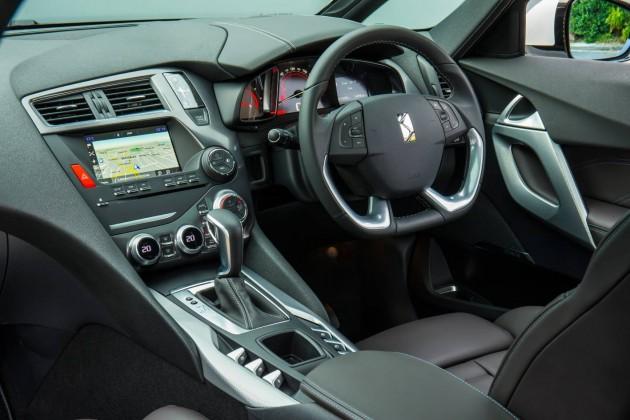 DS 5-interior