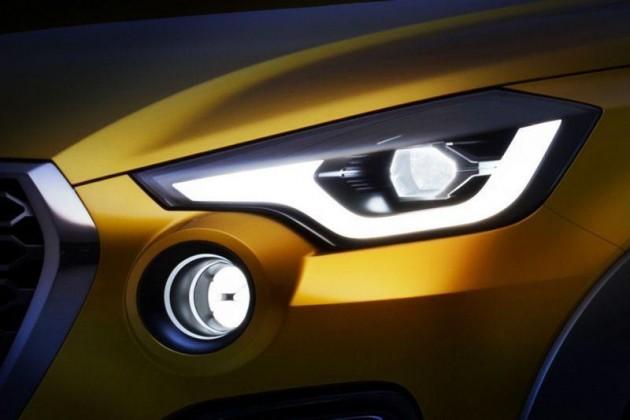 Datsun concept 2015 Tokyo motor show
