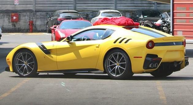 Ferrari F12 GTO