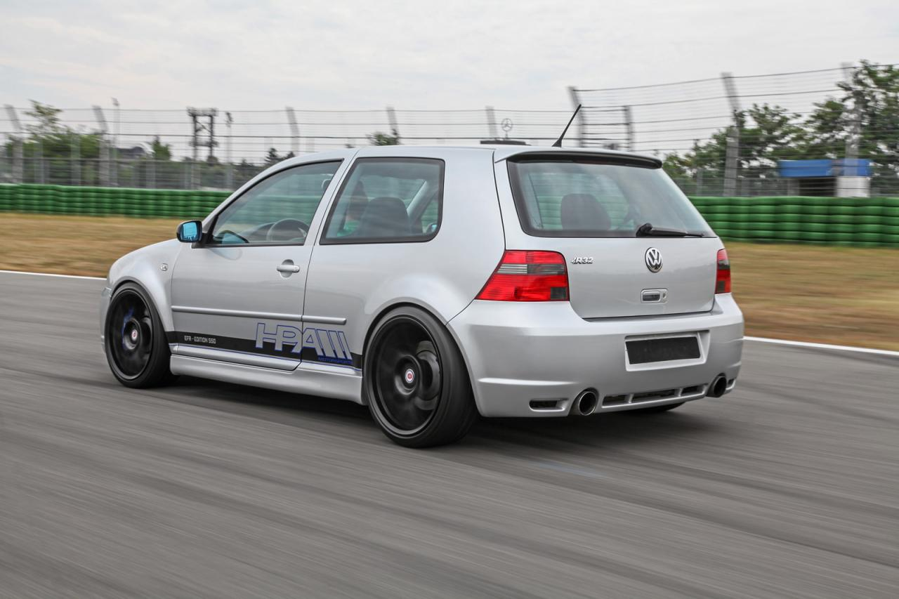 hperformance creates potent project out of mk5 vw golf r32 performancedrive. Black Bedroom Furniture Sets. Home Design Ideas