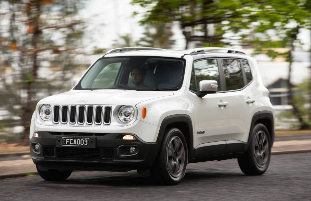 Jeep Renegade now on sale in Australia from $29,500 | PerformanceDrive