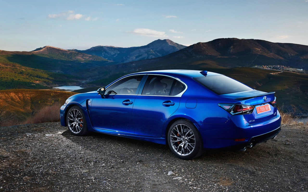 lexus gs f on sale in australia in february performancedrive. Black Bedroom Furniture Sets. Home Design Ideas