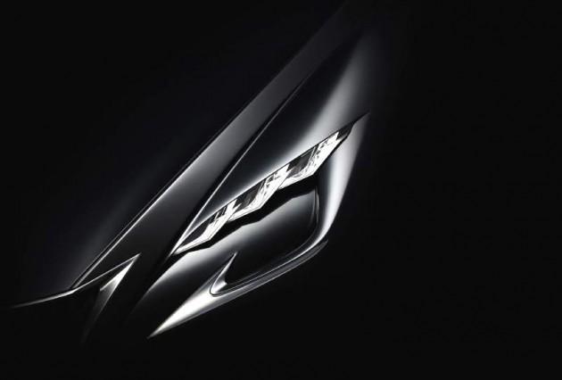 Lexus concept 2015 Tokyo show