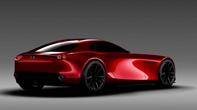 Mazda RX-VISION concept-rear