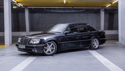 Rare Mercedes E 60 AMG & Patent Motorwagen heading to Motor World Classics