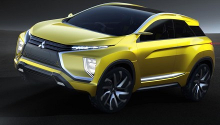 Mitsubishi eX concept to be unveiled at Tokyo Motor Show