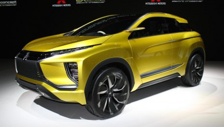 Mitsubishi eX concept previews new SUV to slot between ASX & Outlander