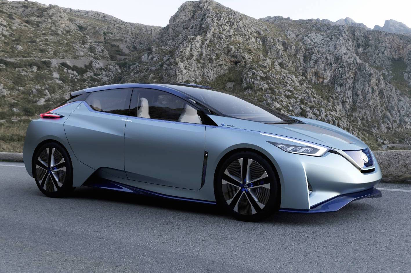 Nissan Ids Concept Unveiled At Tokyo Show Previews Next