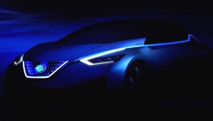 "Nissan ""future vision"" concept previewed before Tokyo debut"