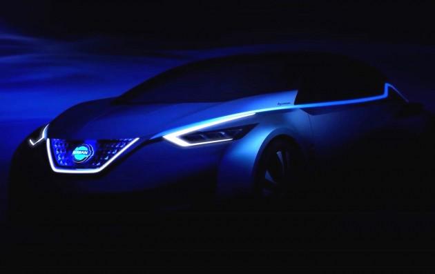Nissan concept-2015 Tokyo show