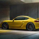 Race-ready Porsche Cayman GT4 Clubsport confirmed, November debut