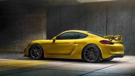 Race-ready Porsche Cayman GT4 Clubsport confirmed, November debut