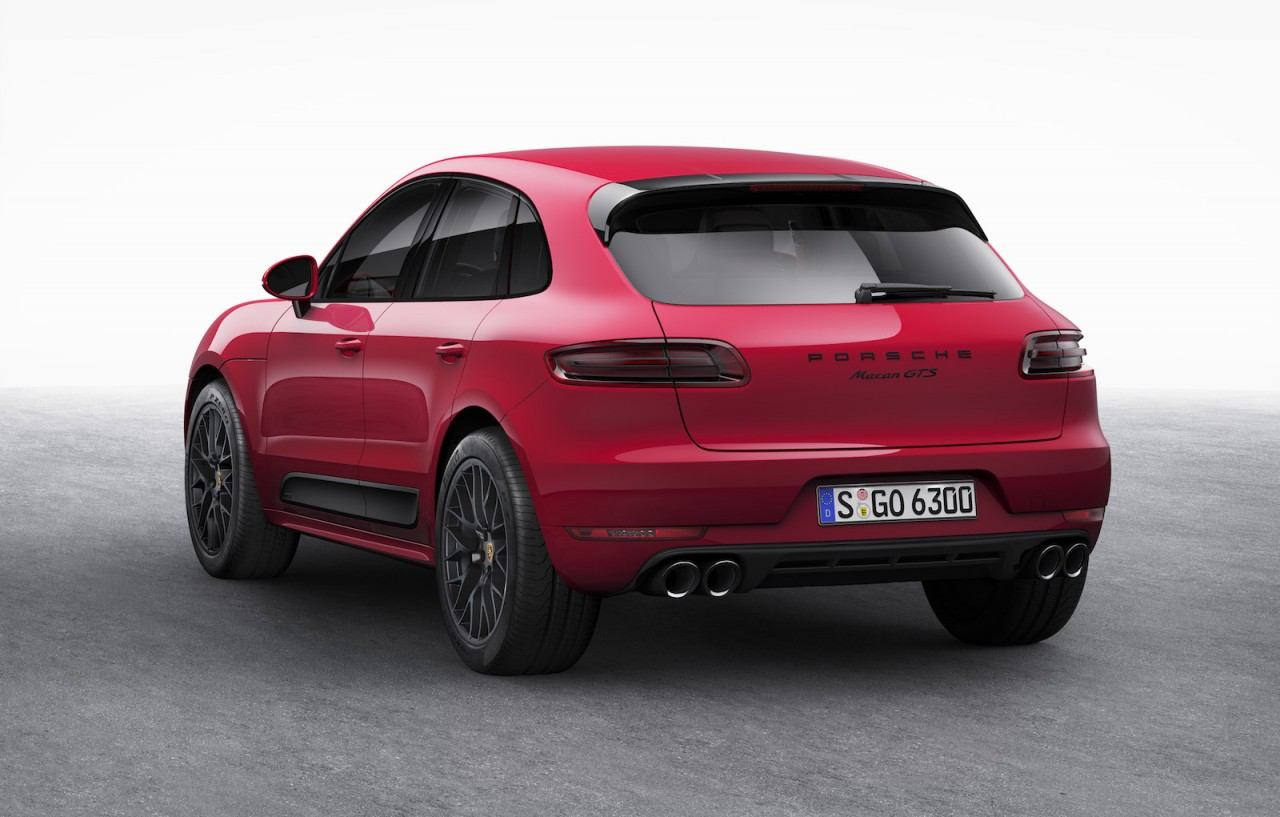 porsche macan gts revealed coincides with my17 updates performancedrive. Black Bedroom Furniture Sets. Home Design Ideas