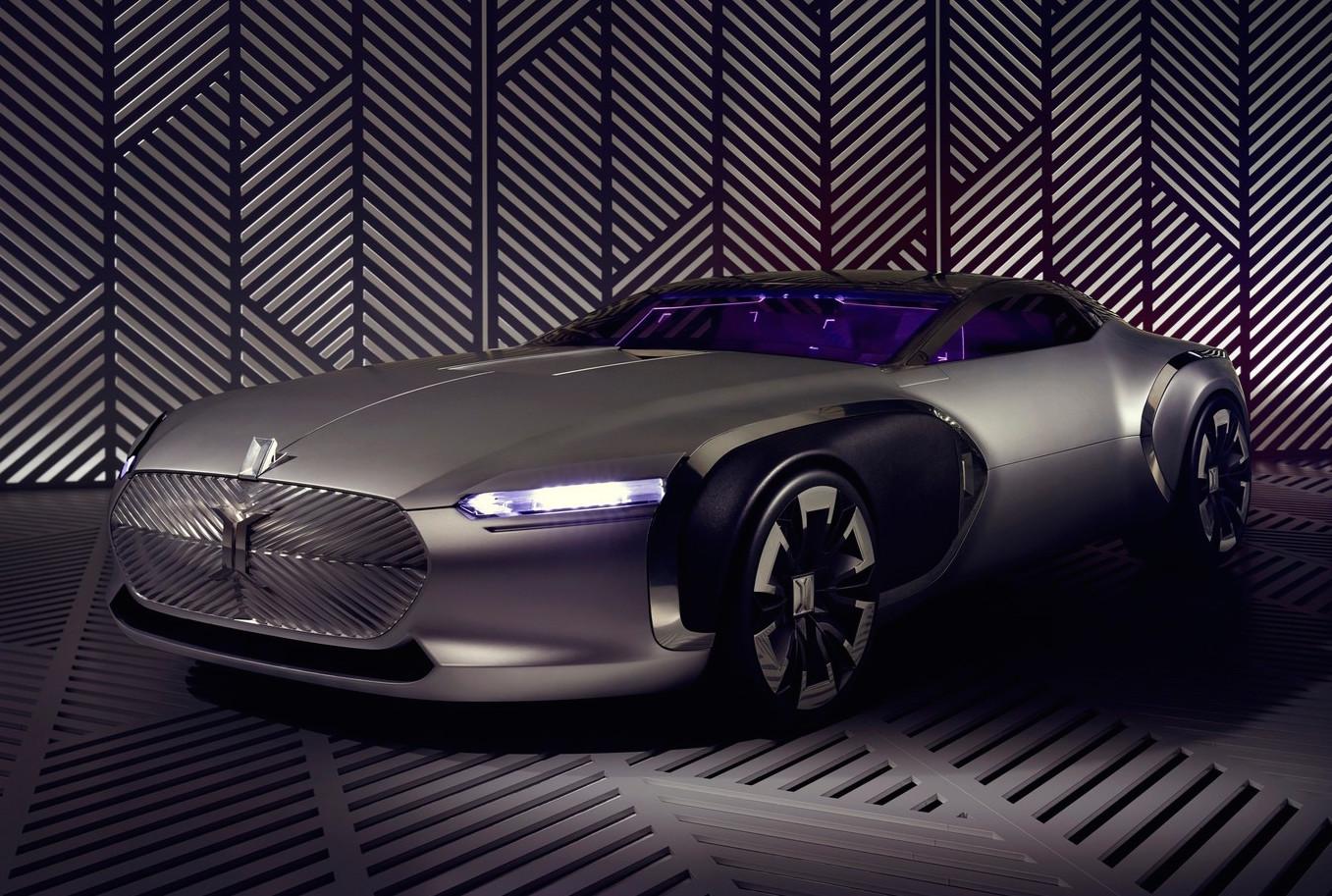 renault coupe corbusier concept unveiled tribute to le corbusier performancedrive. Black Bedroom Furniture Sets. Home Design Ideas