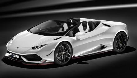 RevoZport announces 700hp kit for Lamborghini Huracan Spyder