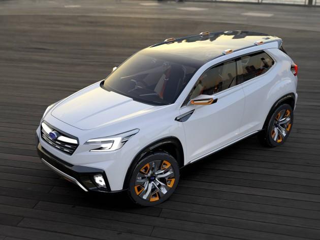 Subaru VIZIV Future Concept-2015
