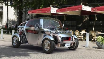 Toyota KIKAI concept shows company's creative side