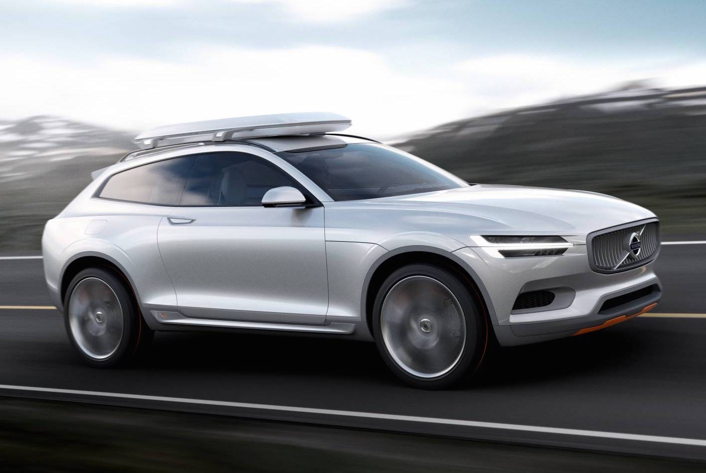 Volvo XC40 SUV ing in 2018 all new V40 in 2019
