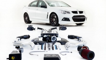 Walkinshaw announces W547 kit for 2016 Holden VFII Commodore