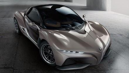 Yamaha Sports Ride Concept debuts at Tokyo show