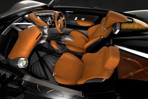 Yamaha Sports Ride Concept-interior