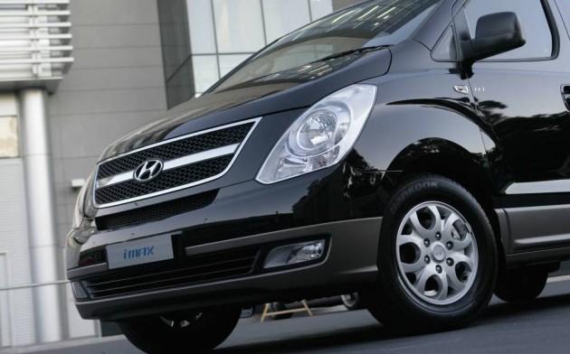 2011 Hyundai iMax