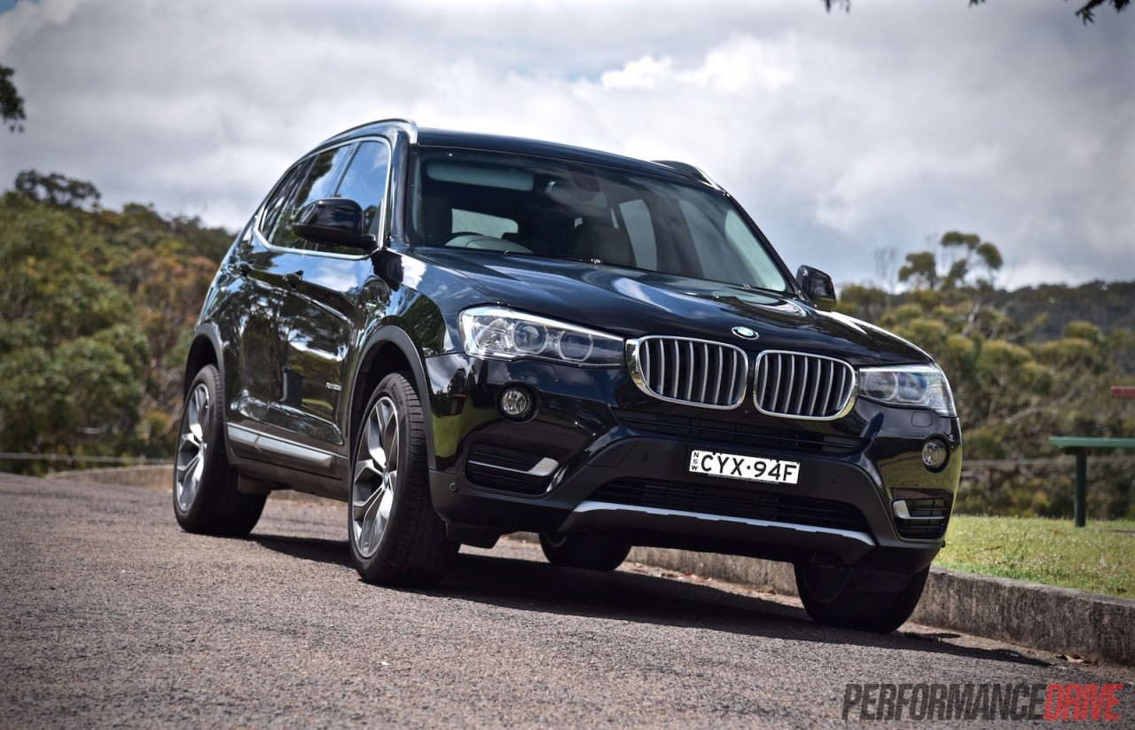 2015 BMW X3 XDrive30d Review Video
