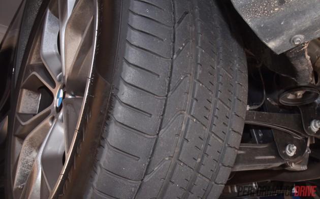 2015 BMW X3 xDrive30d-runflat tyres