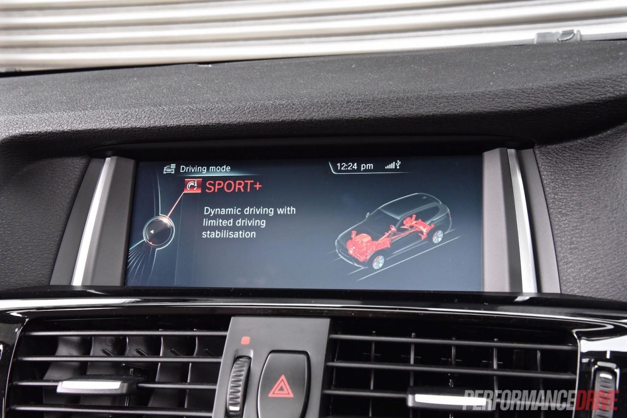 2015 Bmw X3 Xdrive30d Review Video Performancedrive