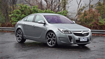 2015 Holden Insignia VXR review (video)