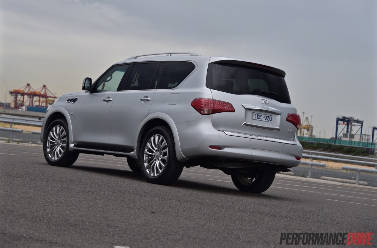 pros and cons of the infiniti qx80 autos post. Black Bedroom Furniture Sets. Home Design Ideas