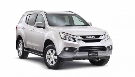 Isuzu D-Max & MU-X receive new 4×2 variants in Australia