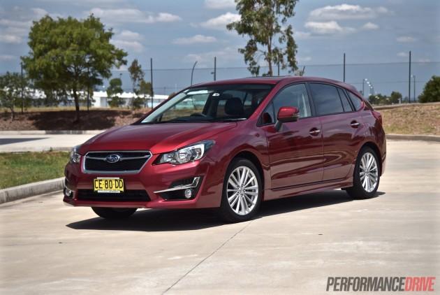 2015 Subaru Impreza 2.0i-S