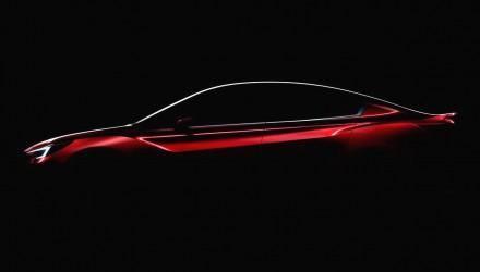 Subaru Impreza sedan concept heading to LA auto show
