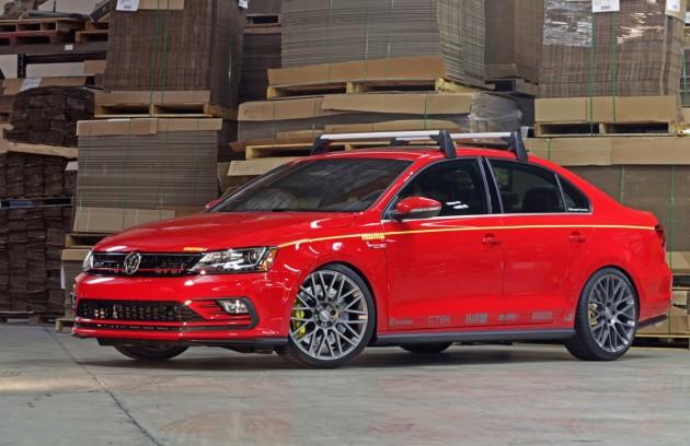 2015 Volkswagen Jetta MOMO concept