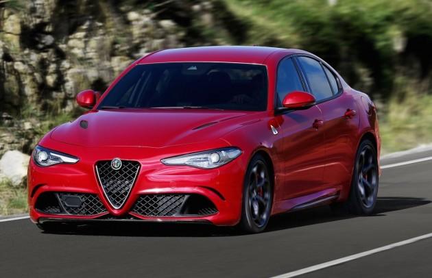 2016 Alfa Romeo QV