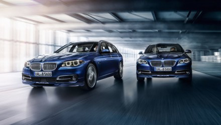2016 Alpina B5 bi-turbo revealed with 800Nm V8