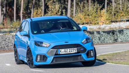 (Even more) Hardcore Ford Focus RS could be on the way – report