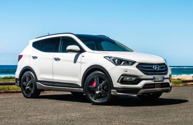 2016 Hyundai Santa Fe SR Series II